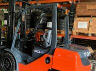 Refurbished Toyota 8FD30 Forklift For Sale in Singapore