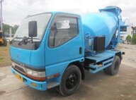 Used Mitsubishi FE517BN Truck Mixer For Sale in Singapore
