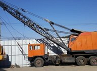 Used Bucyrus Bucyrus-Erie 220B Crane For Sale in Singapore