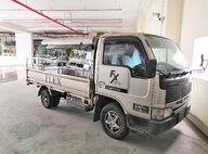 Used Nissan Cabstar Truck For Sale in Singapore