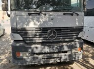 Used Mercedes-Benz Actros (1844) Trailer Truck For Sale in Singapore