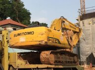 Used Sumitomo SH210-5 Excavator For Sale in Singapore