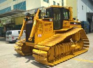 Used Caterpillar (CAT) D6RLGP Bulldozer For Sale in Singapore