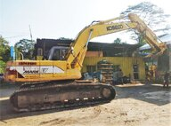 Used Kobelco SK200LC Mark 4 Excavator For Sale in Singapore