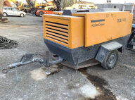 Used Atlas Copco XA146DD Air Compressor For Sale in Singapore