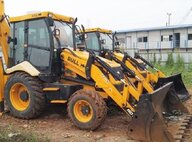 Used Bull HD 96 4WD Backhoe Loader For Sale in Singapore