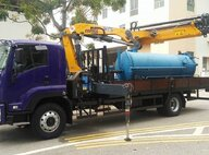 New Copma Lorry Crane For Sale in Singapore