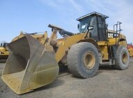 Used Caterpillar (CAT) 966K Loader For Sale in Singapore
