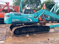 Used Kobelco SK260 LC-8 Excavator For Sale in Singapore