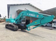Used Kobelco SK200-6 Excavator For Sale in Singapore