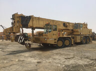 Used Grove TM9120 Crane For Sale in Singapore