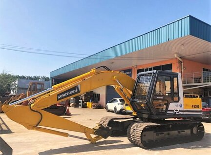 Refurbished Sumitomo S265 F2 Excavator For Sale in Singapore