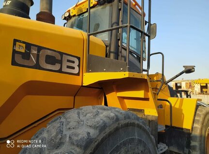 Used JCB 467ZX Loader For Sale in Singapore