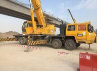 Used Kato NK500 Crane For Sale in Singapore