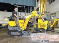 New Wacker Neuson 803 Excavator For Sale in Singapore