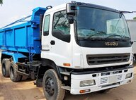 Used Isuzu Isuzu CYZ52L Tipper Truck Truck For Sale in Singapore