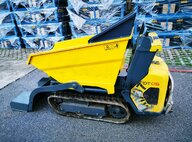 Used Wacker Neuson DT05 Dumper For Sale in Singapore
